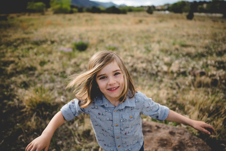 Sandy's Mommy and Me Session | Colorado Spring Family